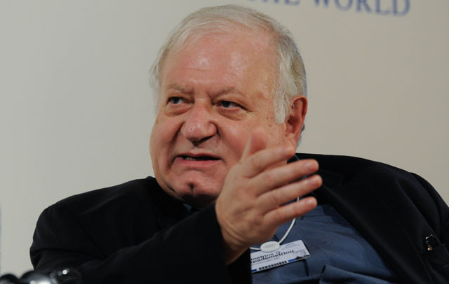 Demetrios G. Papademetriou. Foto World Economic Forum