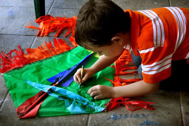 Kinderprogramm im Museo de Arte