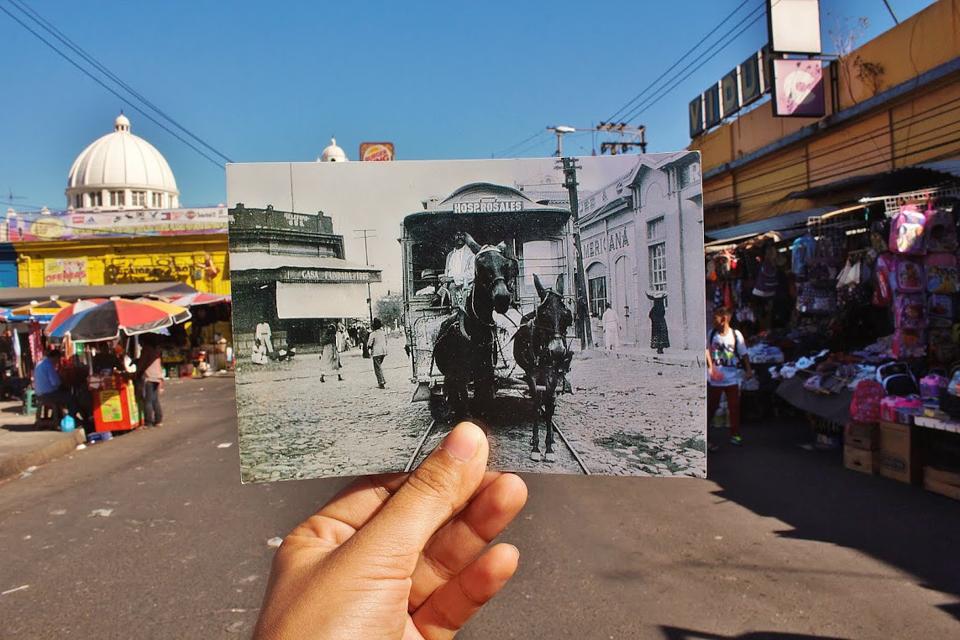 Un paseo en el tiempo por el centro de San Salvador – Primera parte