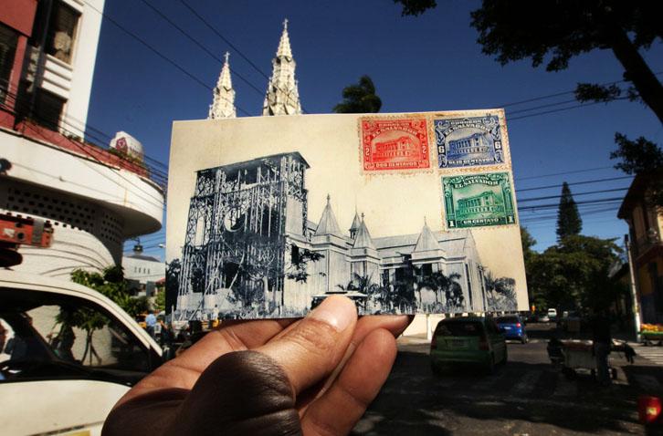 Un paseo en el tiempo por el centro de San Salvador - Segunda parte
